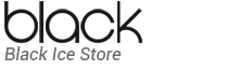 Black Ice Software's Online Store Logo