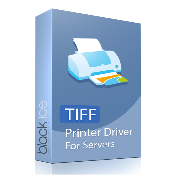 TIFF/Monochrome Printer Driver Terminal Server