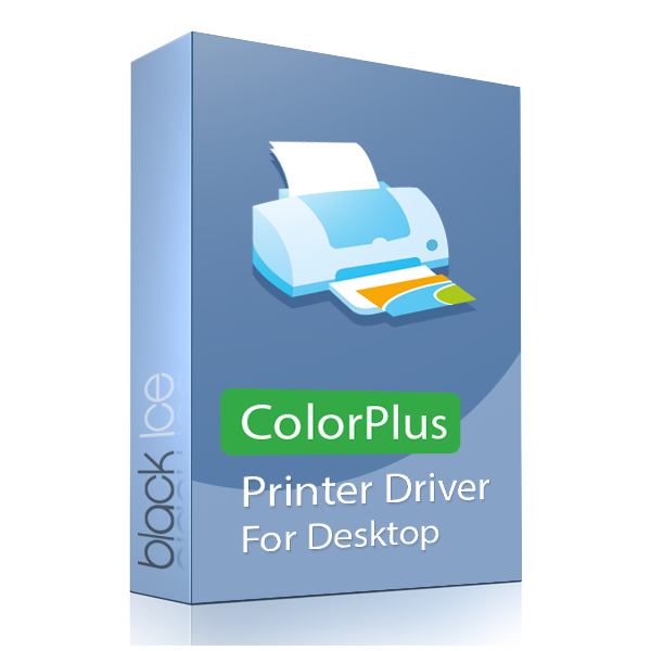 ColorPlus Printer Driver